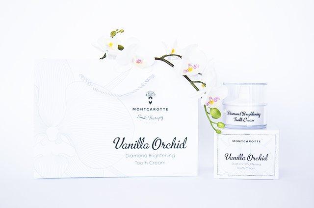 Wanted: зубной крем с ароматом ванили от MontCarotte