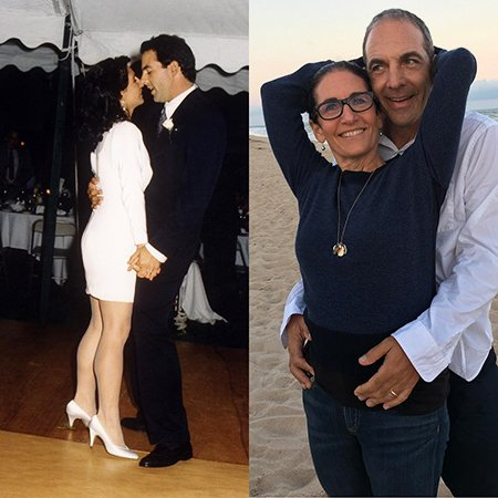 Бобби Браун с мужем